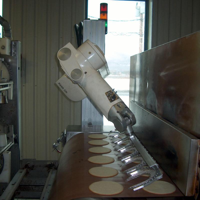 Réalisations en robotique
